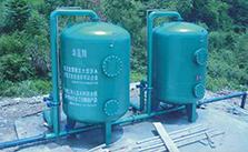 浙江华晨环保有限公司一体化净水器的性能优点