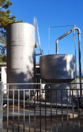 一体化净水器的经典案例-卡斯镇大水平社区