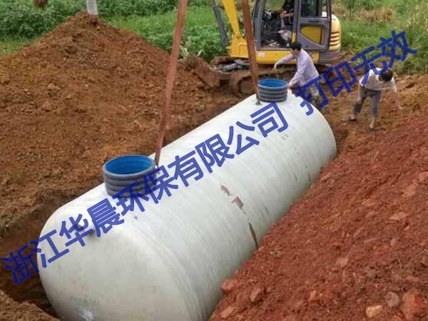 昆山地埋式污水处理器