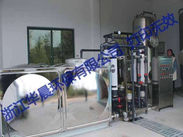 天津农村一体化净水器
