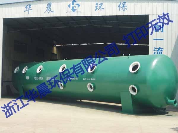 天津卧式一体化净水器