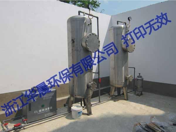 天津小型一体化净水器