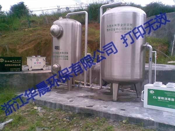 农村不锈钢净水器
