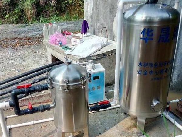低水压小型一体化设备
